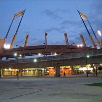 Puerto Rico FC en el Estadio Juan Ramón Loubriel