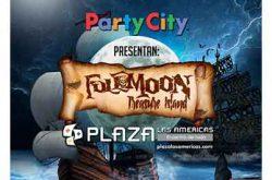 Full Moon Treasure Island 2016