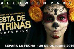 Halloween Party Fiesta de Catrinas