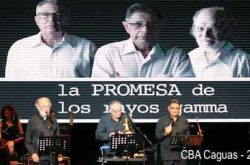 La Promesa de los Rayos Gamma, CBA Caguas