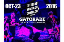 Off Road Triathlon and Duathlon Challenge 2016