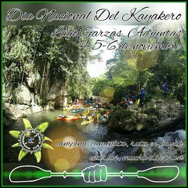 Dia Nacional del Kayakero