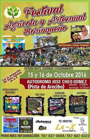 Festival Agricola y Artesanal Boriqueno 2016