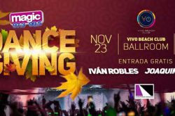 Dancegiving at VIVO Beach Club