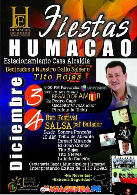 Fiestas Patronales de Humacao 2016