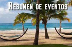Calendario de eventos y actividades en Puerto Ri