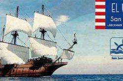 Réplica del Galeón español regresa a Puerto Rico