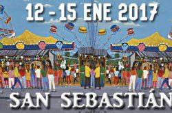 Fiestas Patronales de San Sebastián 2017