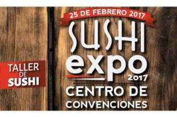 Sushi Expo 2017 en el Centro de Convenciones