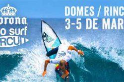 31st Corona Pro Surf Circuit 2017