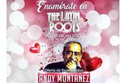 Celebra el amor con Andy Montañez