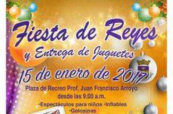 Fiesta de Reyes en Canóvanas 2017.