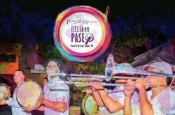 Fiesta en Paseo de los Artistas Caguas
