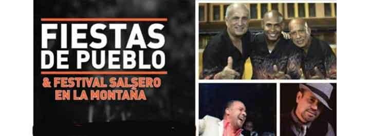 Fiestas de Pueblo y Festival Salsero en Corozal 2017