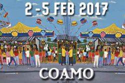 Fiestas Patronales de Coamo 2017
