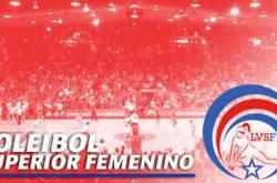 Itinerario juegos Voleibol Superior Femenino 2017