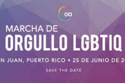 Marcha de Orgullo LGBTIQ Puerto Rico 2017