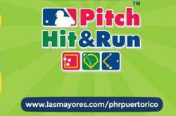 Pitch Hit Run Puerto Rico 2017