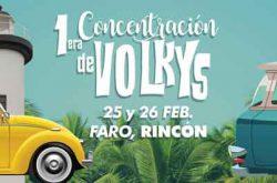 1ra Concentración de Volkys en Rincón 2017