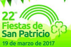 22da Fiestas de San Patricio 2017