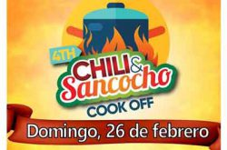 4th Chili and Sancocho Cook Off 2017