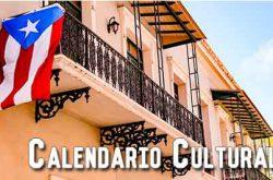 Calendario de Eventos Culturales y Recreativos