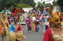 Carnaval de Vejigantes en Ponce 2017