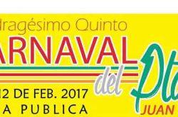 Carnaval del Plata en Dorado 2017