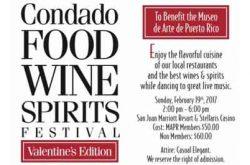 Condado Food Wine and Spirits Festival 2017