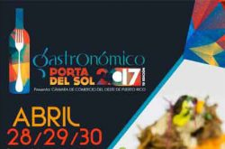 Festival Gastronómico Porta del Sol 2017