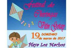 Festival de Chiringas en Ceiba 2017