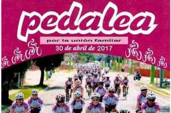 Pedalea por la unión familiar 2017