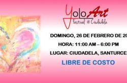 Yolo Art Fest En Ciudadela 2017