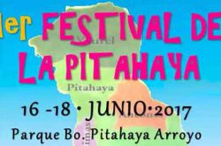 1er Festival de la Pitahaya en Arroyo 2017