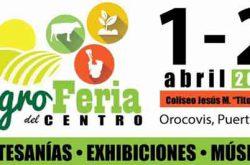 6ta Feria Artesanal y Agrícola de la Montaña 2017