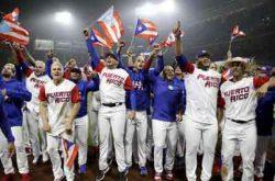 Caravana de recibimiento del Equipo Nacional de Beisbol