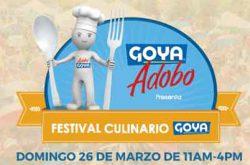 Festival Culinario Goya 2017
