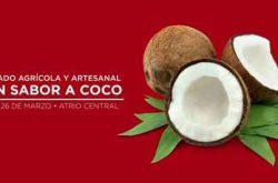 Mercado Agricola y Artesanal con Sabor a Coco 2017