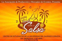 Sagrado Sabe A Salsa 2017