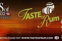 Taste of Rum Festival 2017