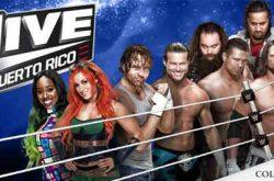 WWE Live Puerto Rico 2017