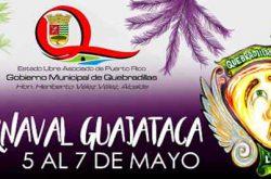 29no Carnaval del Guajataca en Quebradillas 2017