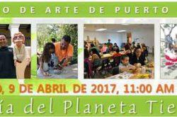 Día del Planeta Tierra en el Museo de Arte 2017