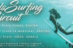 Girls Surfing Circuit 2017