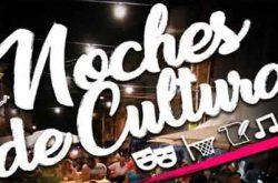 Noches de Cultura en Canónanas 2017