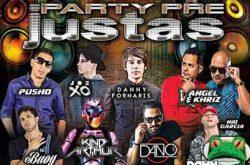 Party Pre Justas 2017 en Ponce