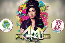 The Amy Winehouse Tribute at Vivo Beach Club 2017