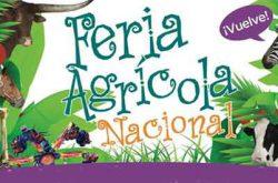 Feria Agrícola Nacional del Valle de Lajas 2017