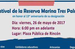 Festival de la Reserva Marina Tres Palmas 2017