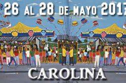 Fiestas Patronales de Carolina 2017